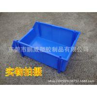 湖南供应加强型塑料零件盒 塑胶储存盒 组合式零件盒