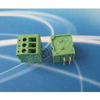 欧式PCB端子螺钉式 接线端子 接插件105-5.0mm 2-XXP连接器