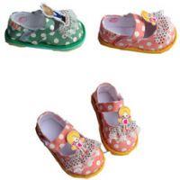 2014年晋豆子儿童手工布鞋