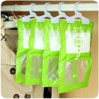 A738 可挂式衣柜防潮剂 衣柜衣橱挂式吸湿剂 防霉防潮房间除湿剂