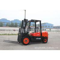 现货直销4吨叉车平衡重式叉车价格低小型机械山东叉车厂家