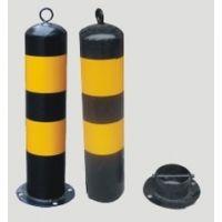 天津防护柱固定路桩 车位立柱 警示路柱 活动隔离柱 可移动路桩路桩
