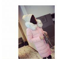 便宜女装冬季加厚女式中长款呢子大衣批发工厂直销便宜货源