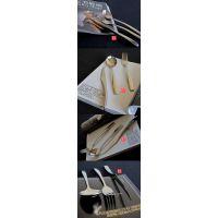 New-era Series 西餐厅用具餐具 不锈钢餐刀 餐叉 餐羹