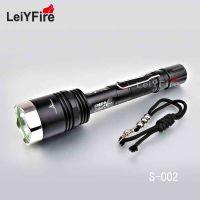 Y8多功能强光手电筒 不锈钢灯头手电筒 T6灯泡 320g