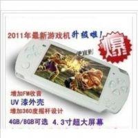 厂家直供4.3寸带3000游戏PSP,超长待机PSP游戏机,超低价格MP5