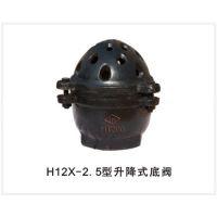 供应H12X-2.5型升降式底阀|河北底阀品牌|河北阀门批发