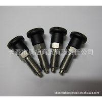 代理ELESA+GANTER不锈钢分度销旋钮柱塞自锁型/复位型