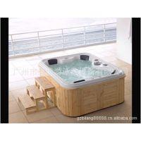 广州碧浪供应一躺四座按摩浴缸/按摩电器/水疗设备/保健产品