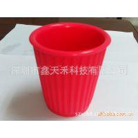 硅胶餐具、高档硅胶饮水杯、多种颜色可选硅胶杯、硅胶制品、广告