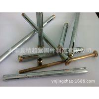 厂家直销 窗式壁虎 窗式膨胀螺栓 窗式壁虎螺丝 沉头拧入式螺丝