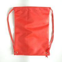 服装束口衣袋 布类内衣平口抽绳衣袋 专为服装厂家定做收纳衣袋