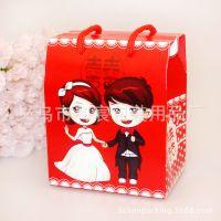 厂家供应定制结婚婚礼专用纸糖盒  婚庆用品纸盒批发 定做
