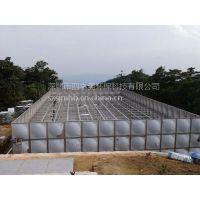 广东深圳大型不锈钢水箱制作安装