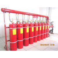 供应5.6MPa七氟丙烷管网式灭火装置