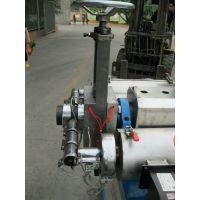 PE、PP、PVC双色管材精密挤出机塑料管材三色胶管精密挤出机