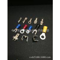 生产供应插片绝缘端头/冷压接线端子/铜接头 接头端子