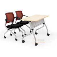 供应深圳众晟家具ZTD-713板式折叠培训会议桌