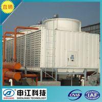 质量保证 直供 申江牌 CDB系列低噪声型逆流玻璃钢冷却塔