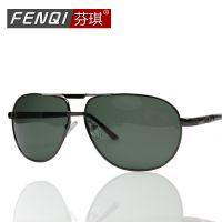 厂家直销蛤蟆镜偏光太阳镜男驾驶镜司机偏光镜品质墨镜0620