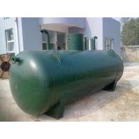 供应养猪场一体化污水处理设备 环源产品/碳钢材质