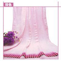 淘工厂 婴儿竹纤维浴巾 生产厂家 加厚 420g Y-016 纱布婴童