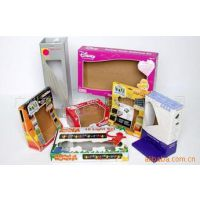彩色纸盒 设计印刷全程服务!