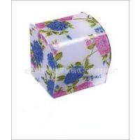 厂家直销 亚克力纸盒多种花色可选 不锈钢防水纸盒批发 价格优惠