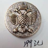 高档塑料电镀纽扣 自产自销批发  各种高档纽扣 装饰纽SW223