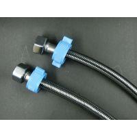 304不锈钢编织软管 热水器专用防爆软管 马桶进水软管