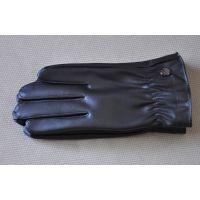新款水洗皮触屏手套 男士简约触摸屏随身便携手套  保暖手套ST-08