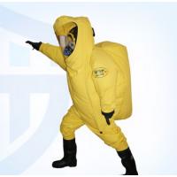 海固FH-3NP全封闭重型防化服消防、军工、船舶、石油、化工、喷漆、清洗消毒、实验室等行业和部门。