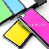 供应厂家直销苹果iphone5c铝合金 拉丝外壳 金属拉丝 手机保护套