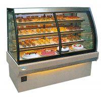 雅绅宝MA740AF蛋糕展示柜前开门蛋糕冷藏保鲜柜面包水果寿司熟食柜风冷