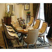 香河实木餐桌椅_餐桌椅价格_优质餐桌椅批发/采购-香河欧班家具厂家