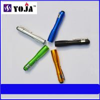 迷你LED小手电 带触摸笔手写笔手电筒 七号电池手电