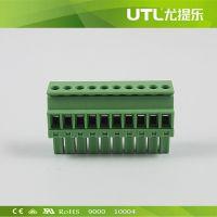 尤提乐直销 MA1.5/VR3.5(3.81)  线路板接线端子  插拔式接线端子