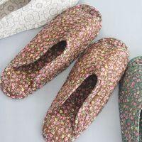 精品推荐 个性家用布艺拖鞋 软底布艺拖鞋 质量保证