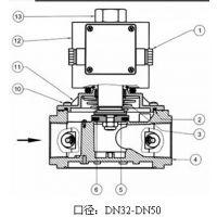 供应入口压力5bar燃气调压阀