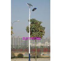 河北内蒙城乡道路建设专用8米太阳能LED路灯安装供应厂家