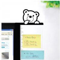 N13-5-011支持混批 韩国文具电脑显示器专用便利贴留言板0.085