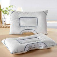 U型磁疗枕护颈枕竹炭决明子健康睡眠枕保健枕头磁疗枕芯枕头