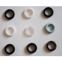 供应厂家批发直销10mm半宝石戒圈 紫晶石戒圈 绿松石戒圈