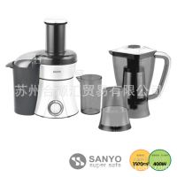 批发三洋多功能榨汁搅拌机SM-JH9018 大功率大加料口厨房小家电