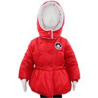 2014年alooughe品牌童装冬季女孩公主加厚棉衣^品牌童装批发^
