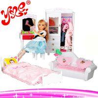 淘宝热销 正品乐吉儿芭比娃娃套装礼盒大巴比女孩玩具洋娃娃爆款