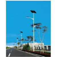供应厂家直销6米太阳能路灯/新农村建设专用太阳能路灯
