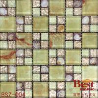 供应树脂贝壳马赛克,适用于各高档场所背景墙
