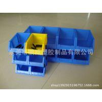 供应深圳组装式斜口零件盒,平口塑胶盒,小零件专用,尺寸多种