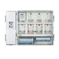 供应单相8位透明电表箱 SP-J801V  厂家直销包邮透明电表箱